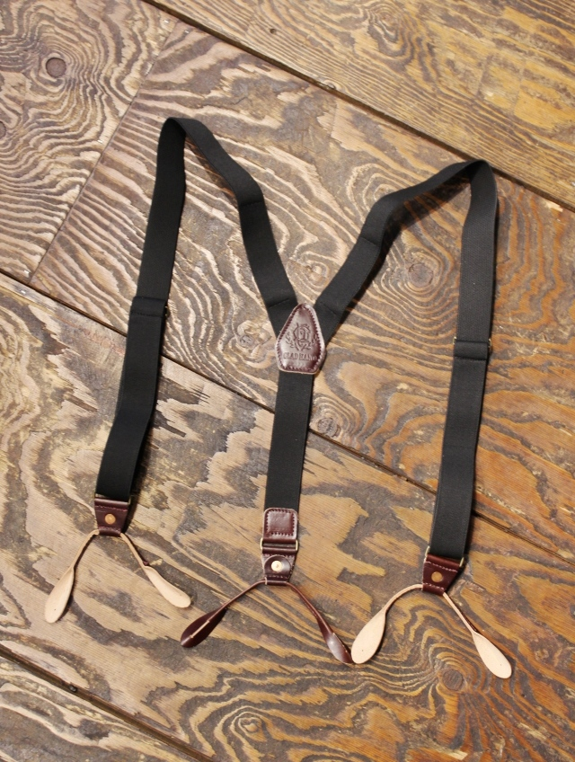 GLAD HAND   「GH - SUSPENDER」  サスペンダー