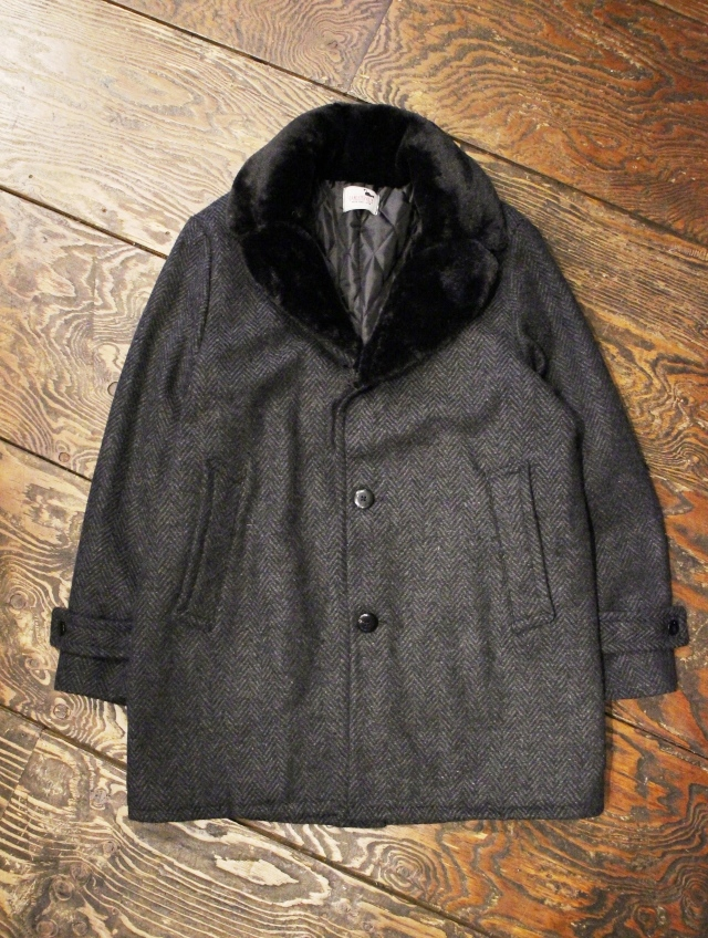 GANGSTERVILLE   「THUG - DONKEY COAT」  ドンキーコート