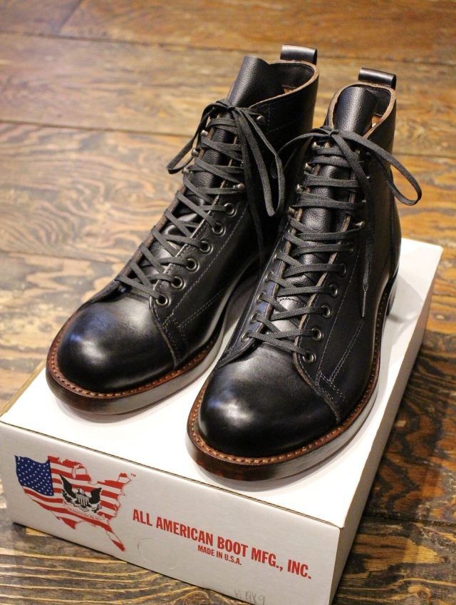 GLAD HAND × All American Boots Mfg., Inc.   「 GH - WALKLINE 」 モンキーブーツ