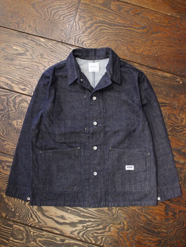 RADIALL  「MONK - ENGINEER JACKET 〈DEEP INDIGO〉 」  エンジニアジャケット