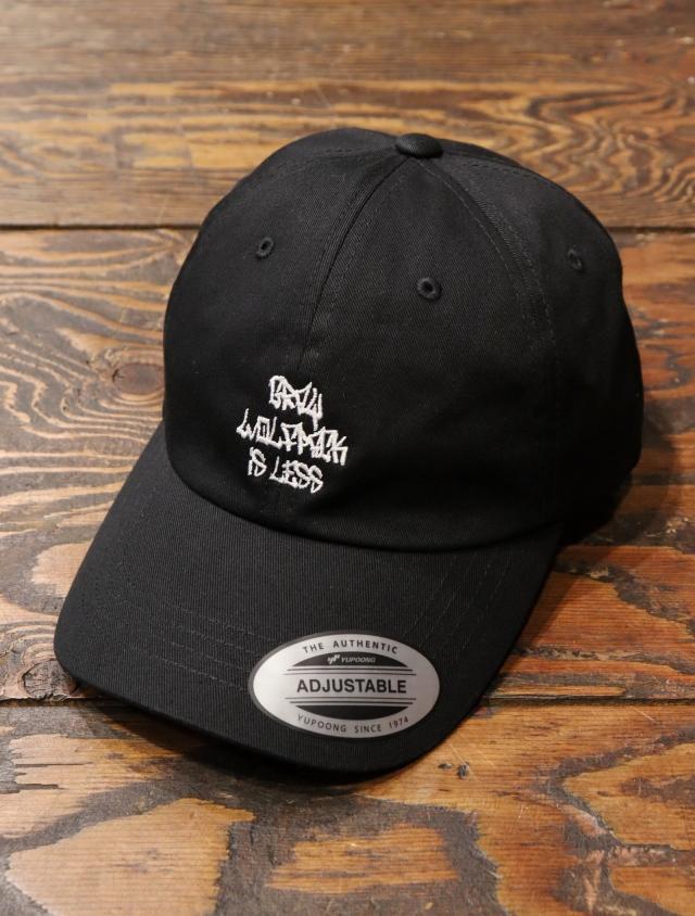 ROTTWEILER  「 G.W.P DAD CAP 」  6パネルキャップ