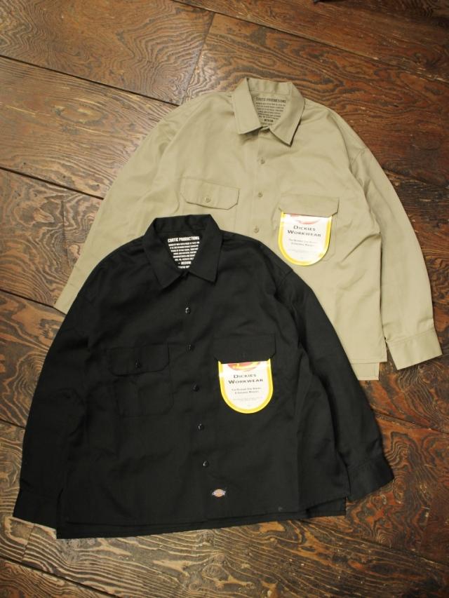 COOTIE × Dickies  「 T/C CPO Jacket 」 CPOジャケット