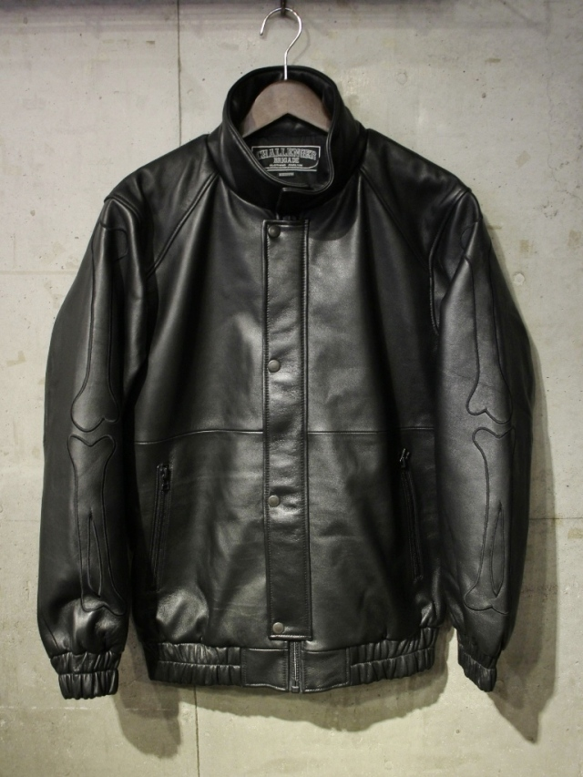 CHALLENGER    「LEATHER 80'S BONE JACKET」  レザージャケット