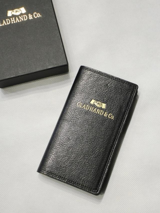 SPEAKEASY × GLAD HAND    「i PHONE CASE」  レザー iPhone X & 11Pro ケース