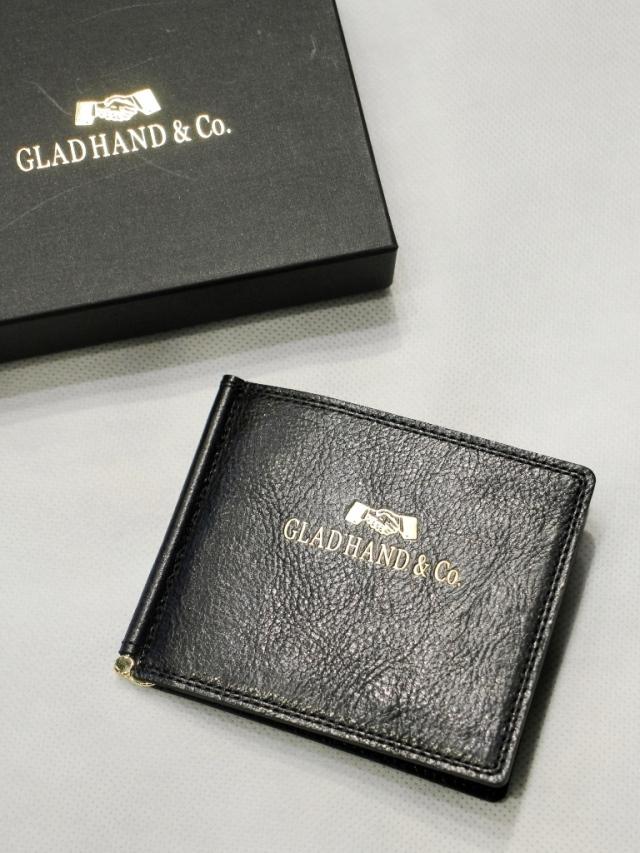 SPEAKEASY × GLAD HAND    「MONEY CLIP WALLET」  マネークリップウォレット