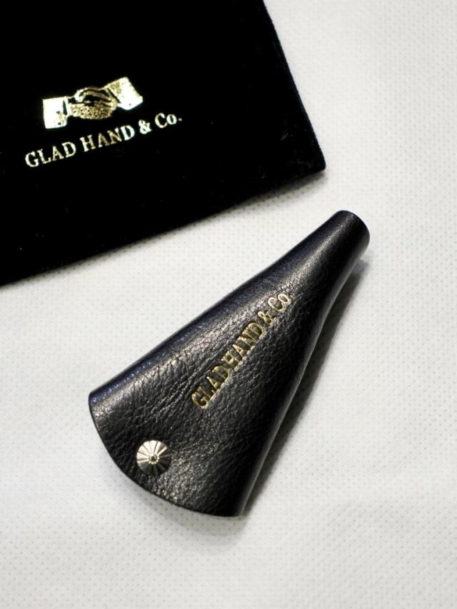 GLAD HAND  「LEATHER KEY CASE SINGLE」 レザーキーケース