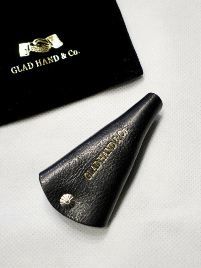 GLAD HAND  「LEATHER KEY CASE SINGLE」 レザーキーケース