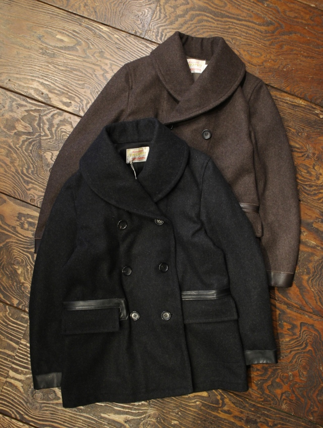 TROPHY CLOTHING  「Mackinaw Wool Coat 」  マッキノーウールコート