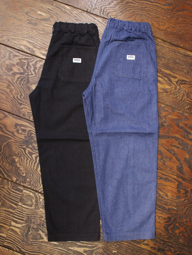 RADIALL    「MONK - WIDE FIT EASY PANTS」 イージーパンツ