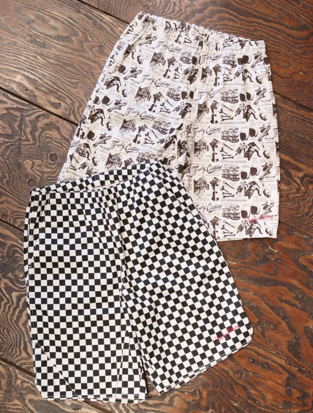 TROPHY CLOTHING  「 Gym Shorts」 ショートパンツ
