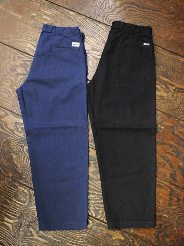 RADIALL   「MOON STOMP - WIDE FIT WORK PANTS 」 ワークパンツ