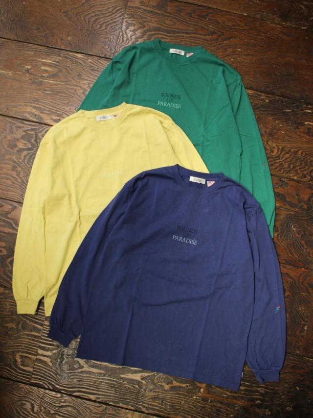 RADIALL 「SOP - CREW NECK T-SHIRT L/S」 ロングスリーブティーシャツ