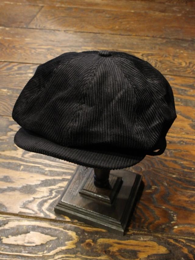 TROPHY CLOTHING  「Cord Vito Hunting」  コーデュロイハンチング
