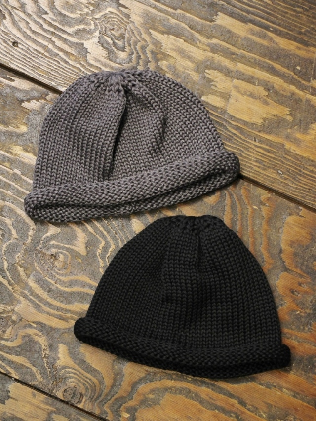 COOTIE   「 Roll Up Beanie 」  ビーニー
