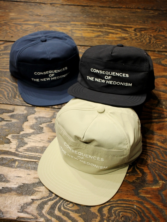 RADIALL  「HEDONISM - CAMP CAP」 キャンプキャップ