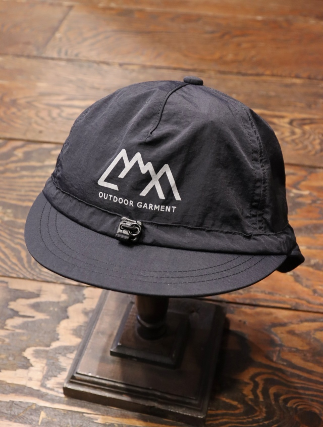 COMFY OUTDOOR GARMENT   「 ALL TIME CAP 」 ナイロンキャップ