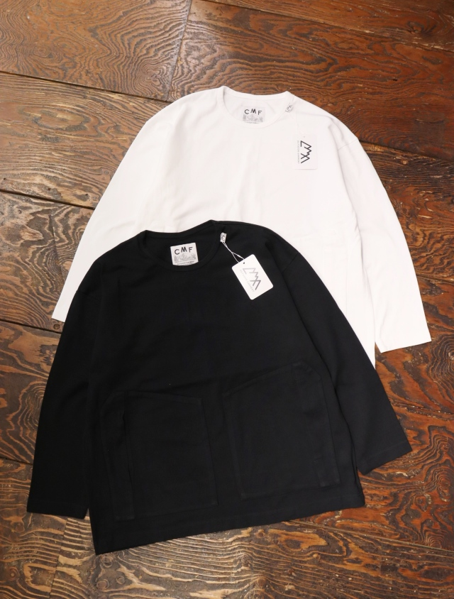 COMFY OUTDOOR GARMENT 「SLOW DRY TEE L/S」 ロングスリーブティーシャツ