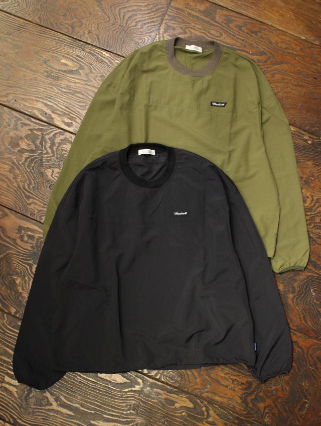 RADIALL 「OWEN - CREW NECK T-SHIRT L/S 」 プルオーバーシャツ