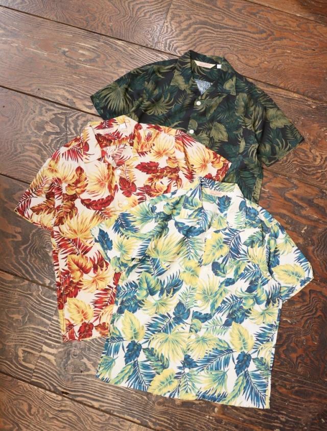 TROPHY CLOTHING  「 Duke Hawaiian S/S Shirt 」  ハワイアンシャツ