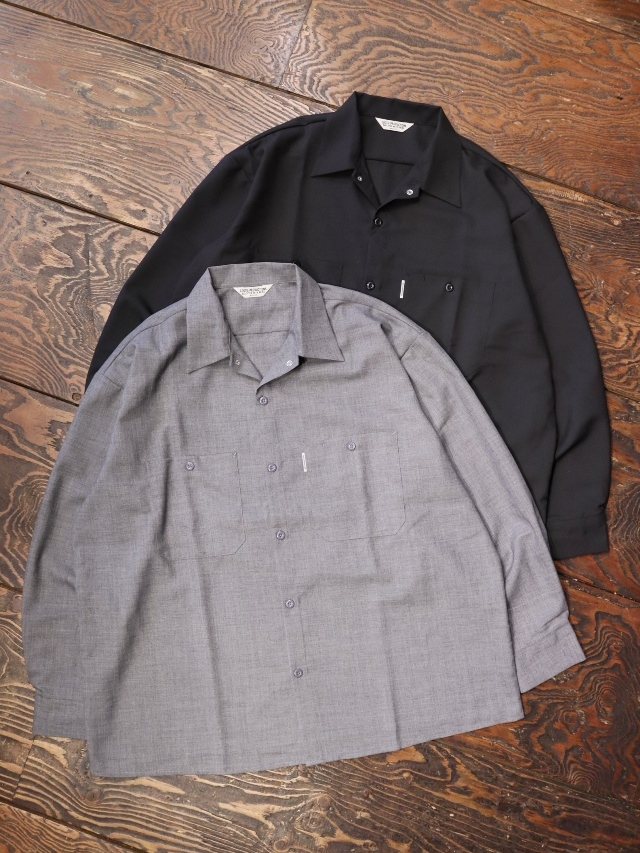 COOTIE  「 T/W Work L/S Shirt 」 ワークシャツ