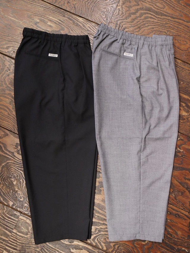 COOTIE  「T/W 2 Tuck Easy Pants」 2タックイージーパンツ