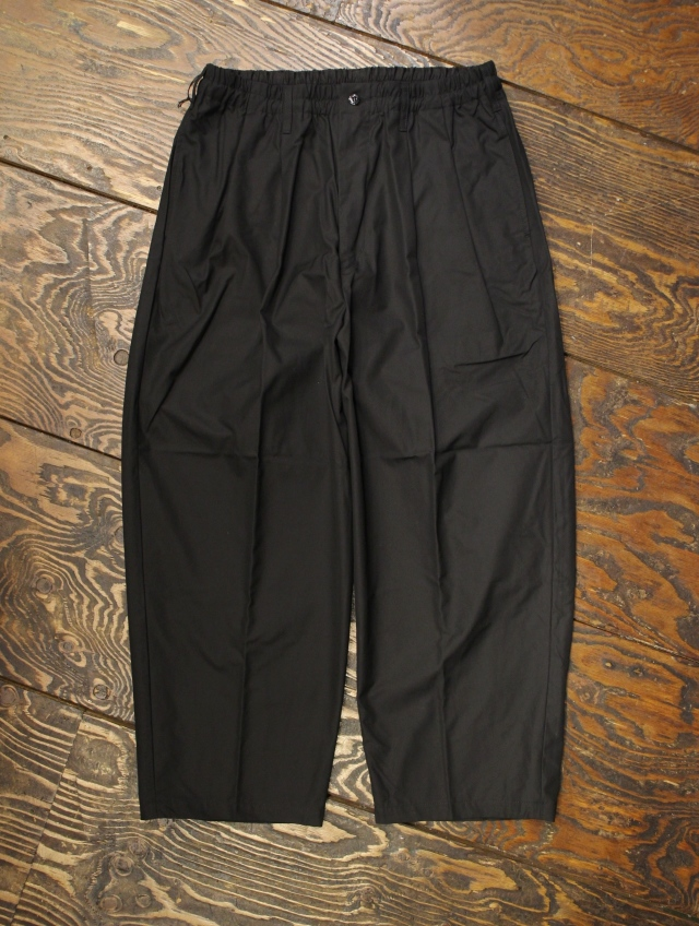 COOTIE  「Ventile 2 Tuck Easy Trousers 」 イージートラウザー