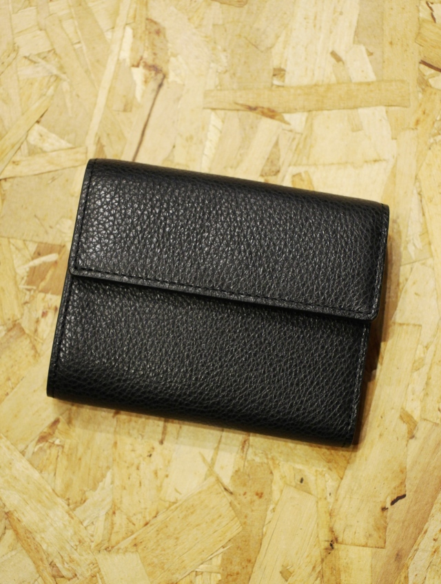 CHALLENGER   「LEATHER CARD WALLET」 レザーショートウォレット