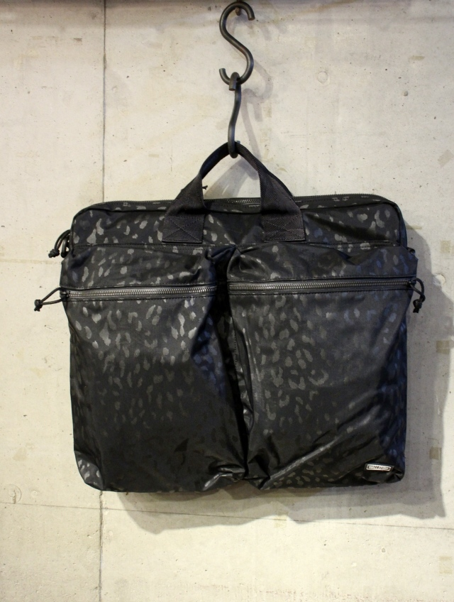 CHALLENGER   「MOTOR GEAR BAG」 2WAYショルダーバッグ