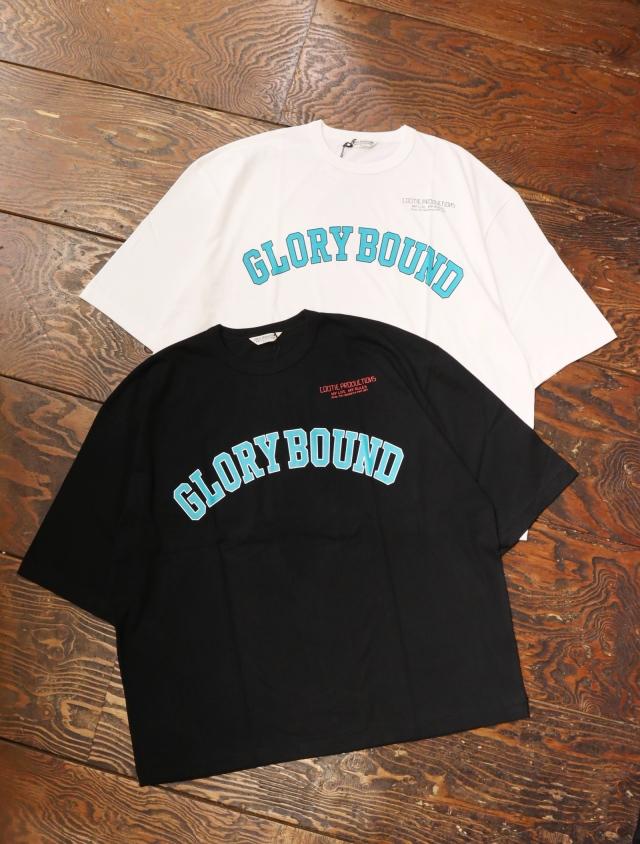 COOTIE  「 Print Oversized S/S Tee (GLORY BOUND) 」 オーバーサイズティーシャツ
