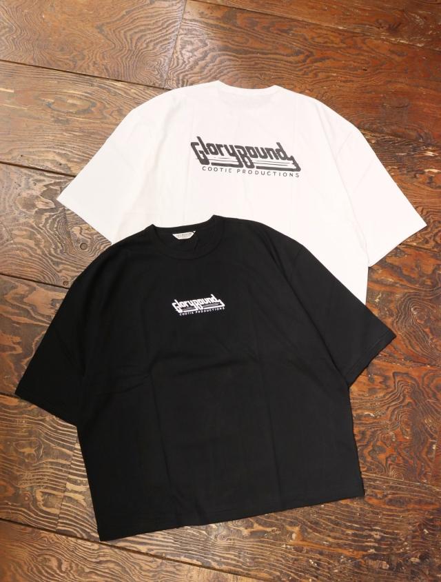 COOTIE  「 Print Oversized S/S Tee (316) 」 オーバーサイズティーシャツ
