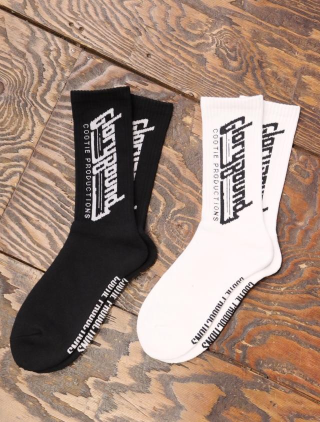 COOTIE  「 Raza Socks 」  ソックス
