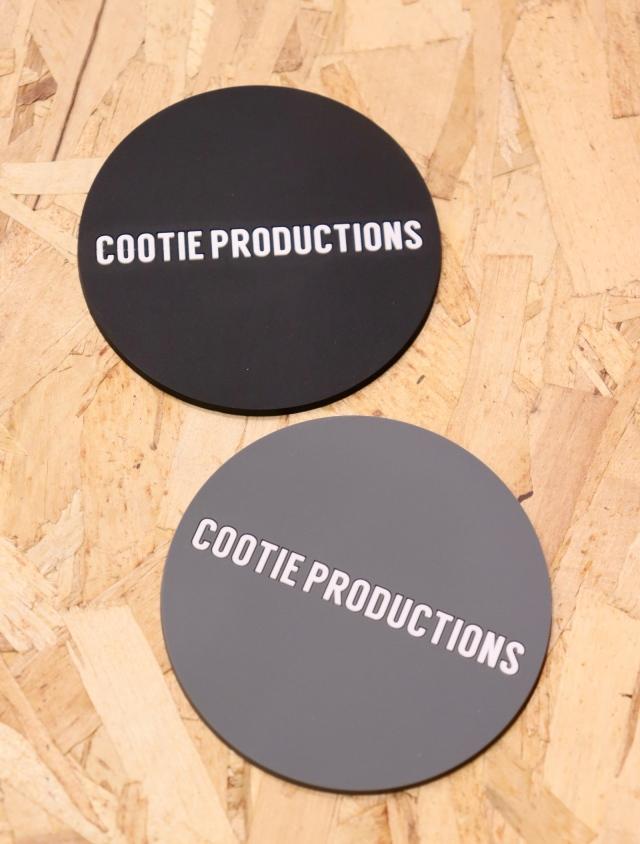 COOTIE  「 Coaster Set 」  2枚1組 コースターセット