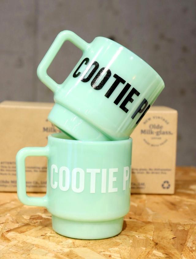 COOTIE  「 Stacking Mug 」  マグカップ