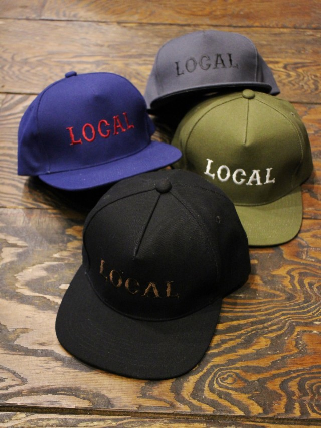 CUT RATE  「LOCAL CAP」 トラッカーキャップ