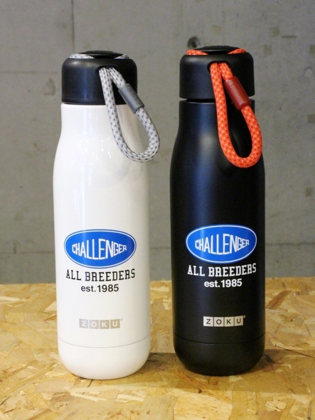 CHALLENGER  「LOGO WATER BOTTLE」  ウォーターボトル