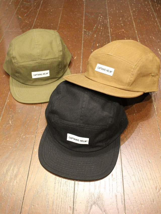 CAPTAINS HELM   「 #MILITARY JET CAP 」  ジェットキャップ