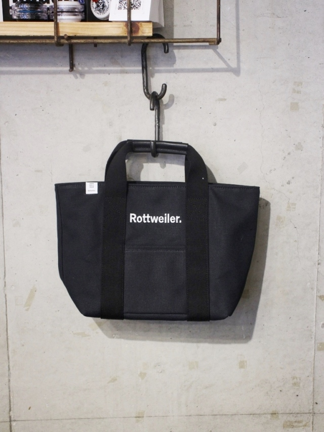 ROTTWEILER   「Canvas Tote Bag Small  」  トートバッグ