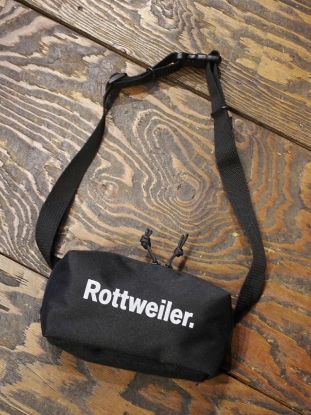 ROTTWEILER   「Small R.W Waist Bag 」  ウエストバッグ