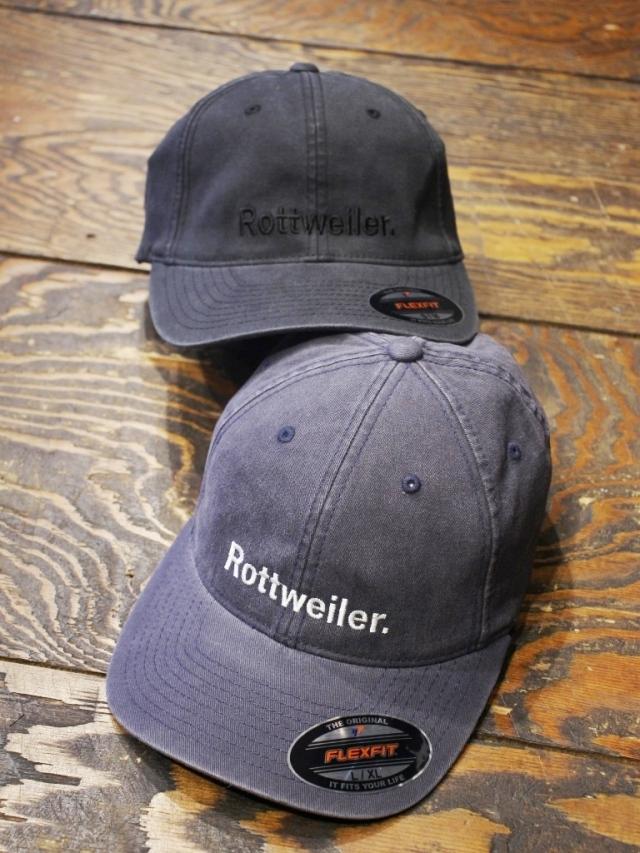 ROTTWEILER   「 Wash Dad R.W Cap 」  キャップ