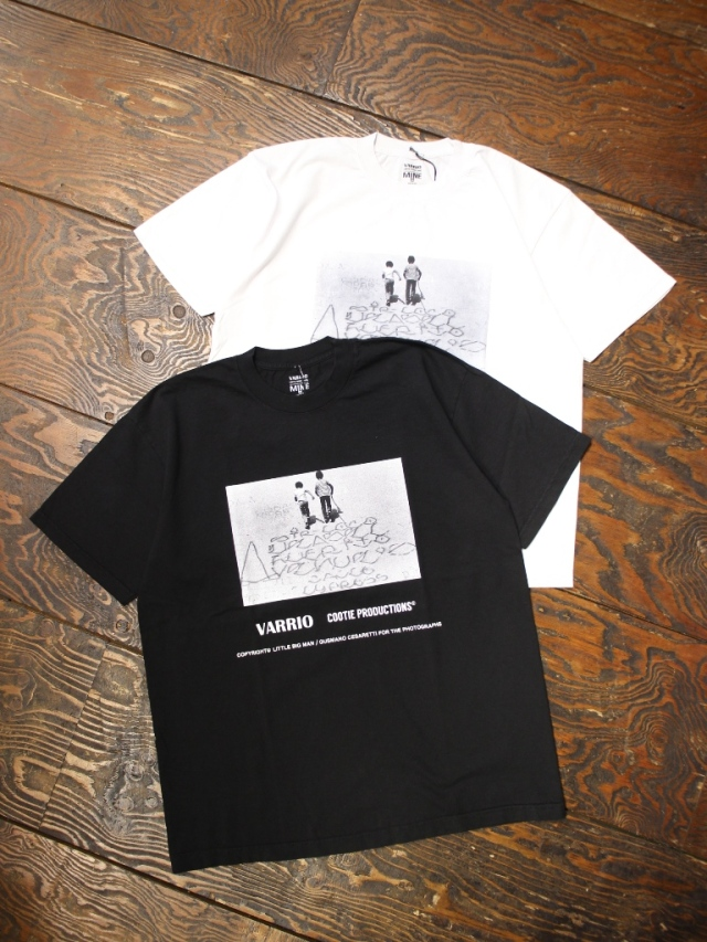 COOTIE  「 Print S/S Tee (LOCO) 」 プリントティーシャツ