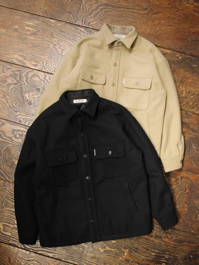 COOTIE  「 Wool Mossa CPO Jacket 」 ウールCPOジャケット