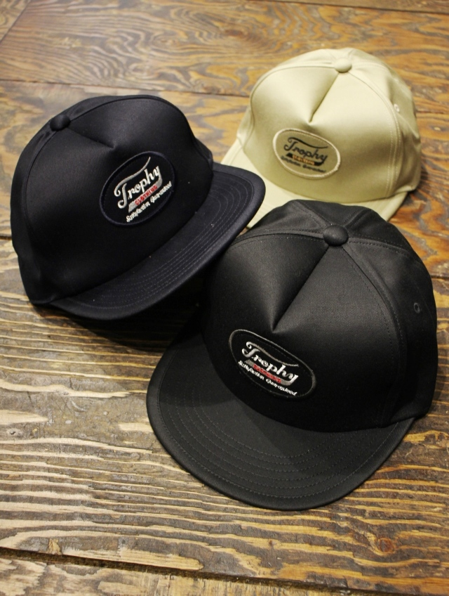 TROPHY CLOTHING  「Trophy Tracker Cap」  トラッカーキャップ
