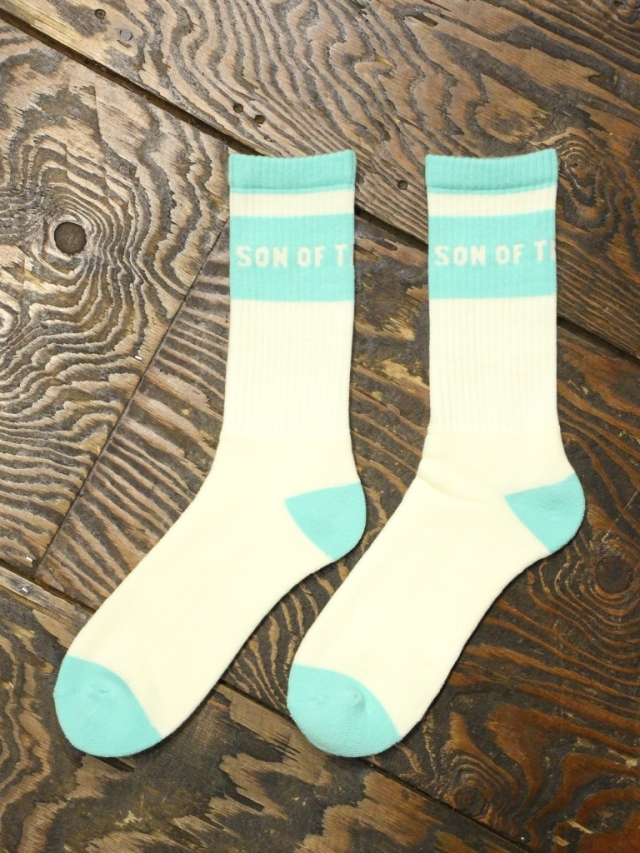 SON OF THE CHEESE  「POOL SOX」  ソックス