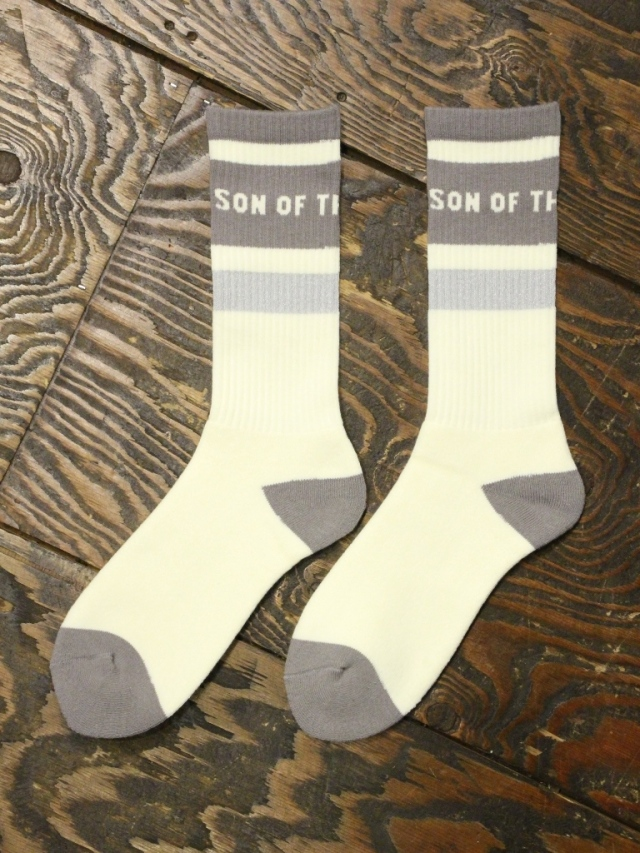 SON OF THE CHEESE  「POOL SOX REF」  ソックス