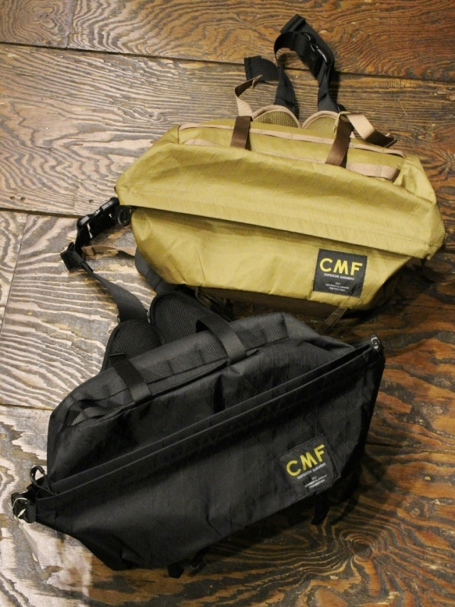 COMFY OUTDOOR GARMENT   「ATTACHABLE WAIST BAG」 ウエストバッグ