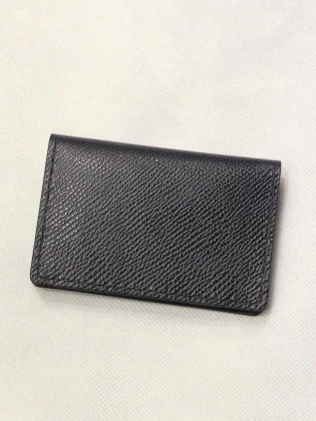 DEXTER   「Half-fold Leather Card Case」 二つ折り レザーカードケース