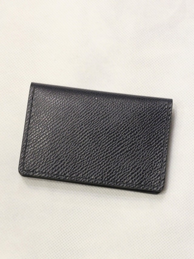 DEXTER   「Half-fold Leather Card Case」 二つ折り レザーカードケース