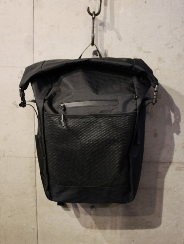 RADIALL  「SMOKEY CAMPER - ROLLTOP BACK PACK」  バックパック