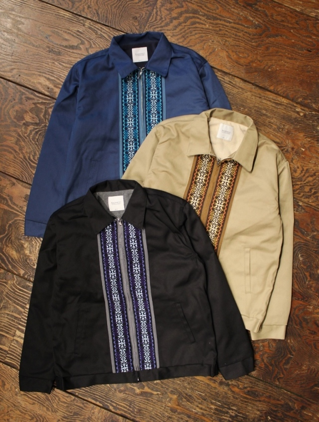 RADIALL    「CVS WORK JACKET - MARSHALL」 ワークジャケット