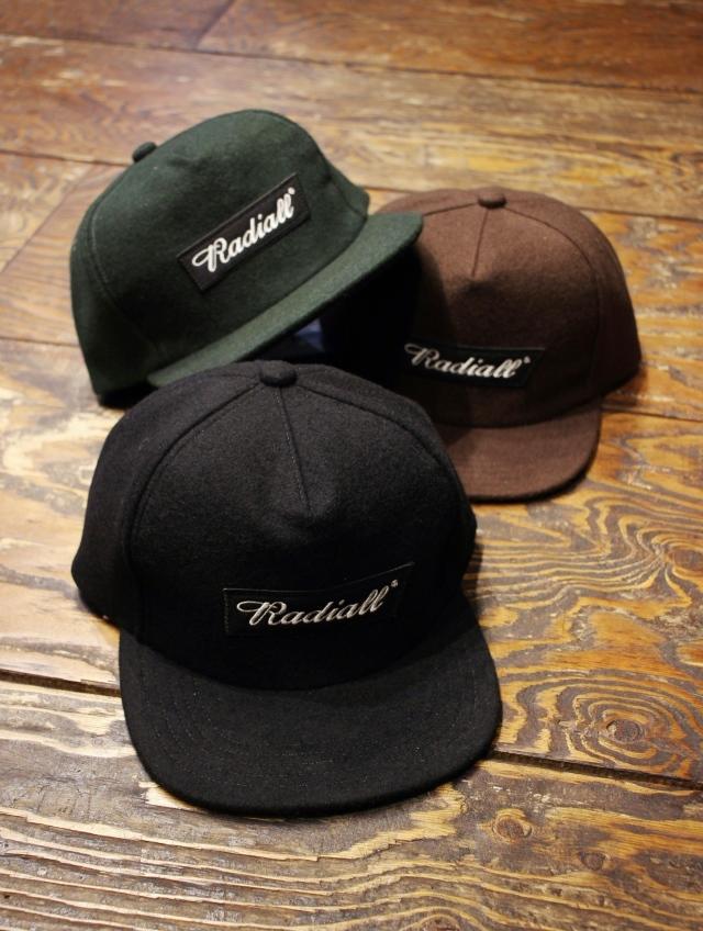 RADIALL   「CHEECH'S BASEBALL CAP」 ベースボールキャップ